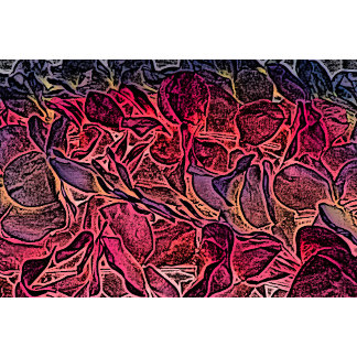 dark lei pink abstract sketch neat background
