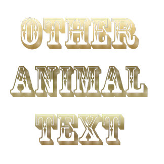 Other Animal Text