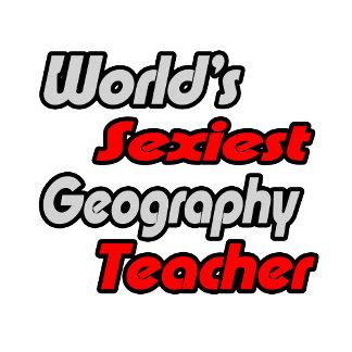 World's Sexiest Geography Teacher