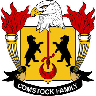 Comstock Coat of Arms