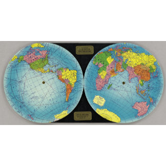 Map of the World 4