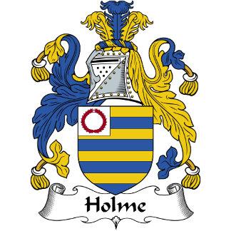 Holme Family Crest