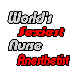World's Sexiest Nurse Anesthetist