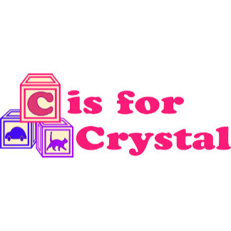 Baby Blocks Crystal