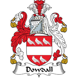 Dowdall Coat of Arms