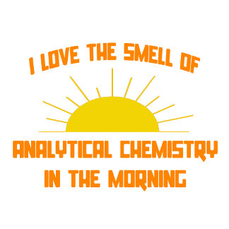 Smell of Analytical Chemistry in the Morning
