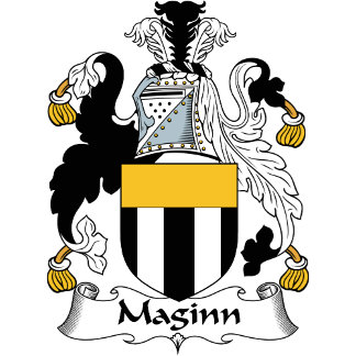 Maginn Coat of Arms