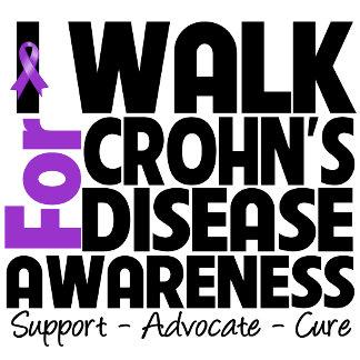 I Walk For Crohn's Disease Awareness