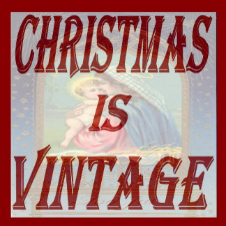 Christmas is Vintage