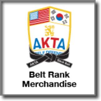 Belt Rank Merchandise