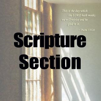 3. SCRIPTURE
