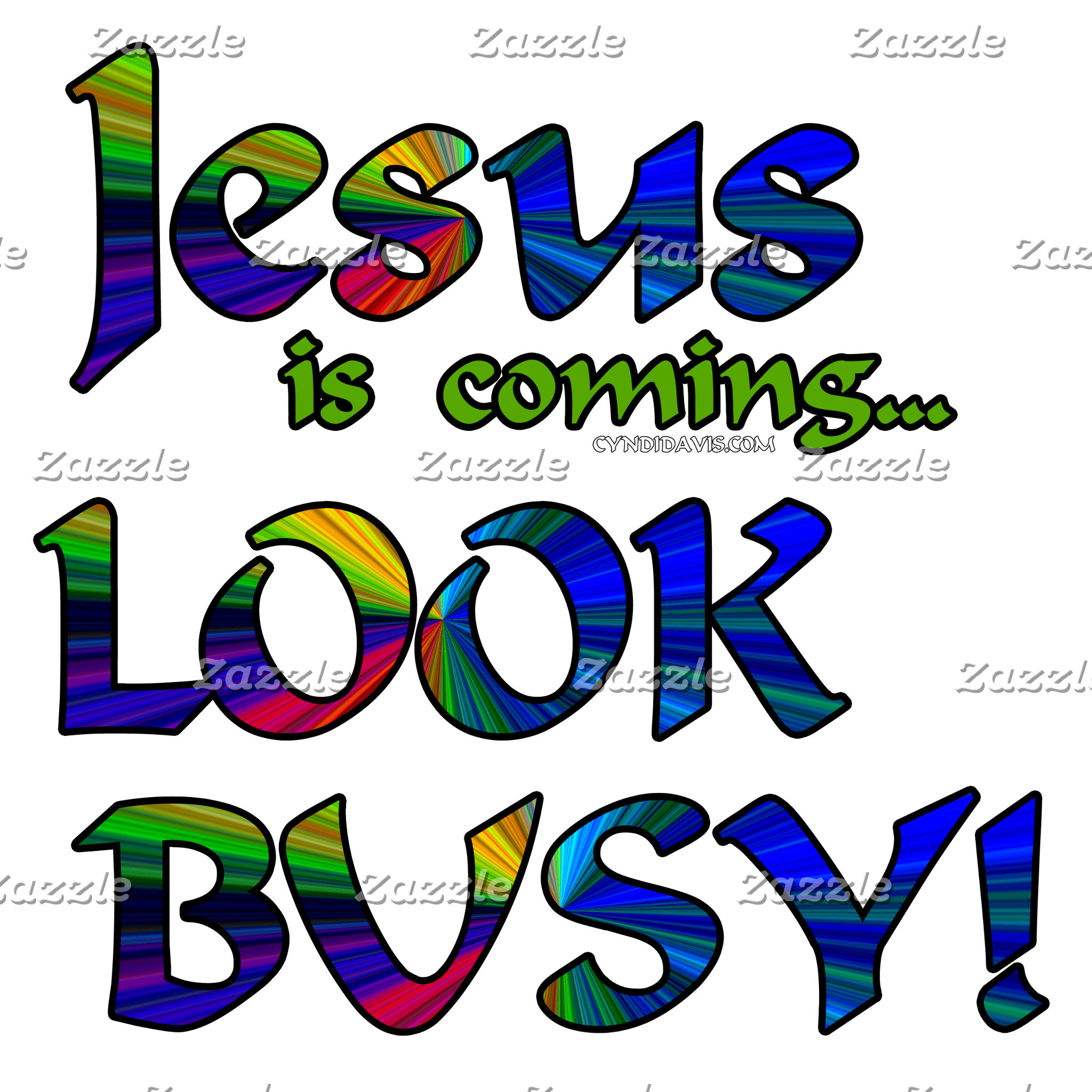 Jesus is coming...2