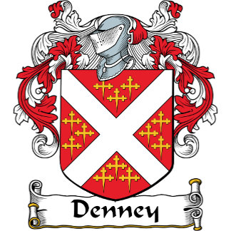 Denney Coat of Arms