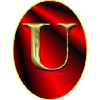 Letter U Monograms