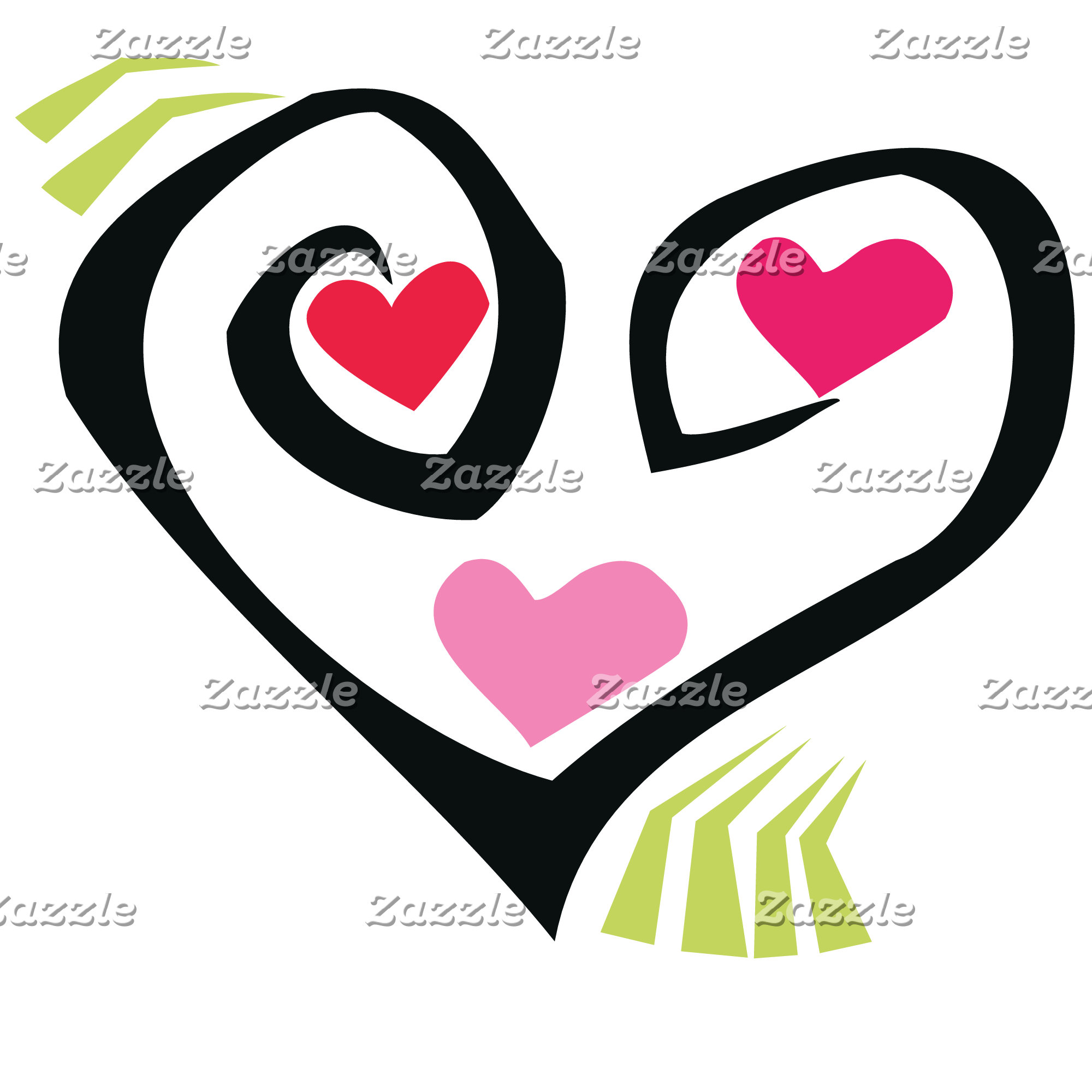 Hearts of Love Gifts and Products