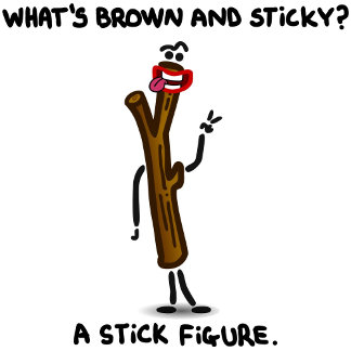 Sticky.