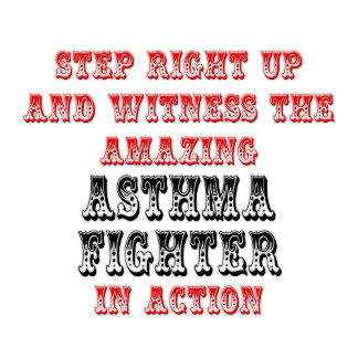 Amazing Asthma Fighter In Action