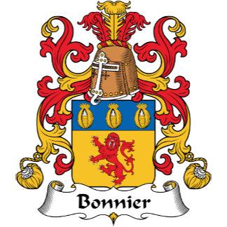 Bonnier Family Crest