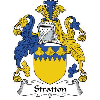 Stratton Family Crest