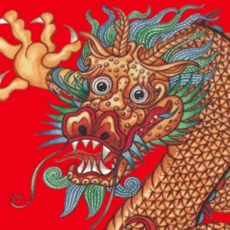 Year of the Dragon ~ Chinese New Year