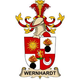 Wernhardt Family Crest