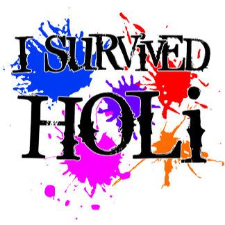 I Survived Holi!