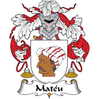 Mateu Family Crest