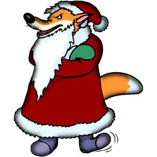 Santa Wolf