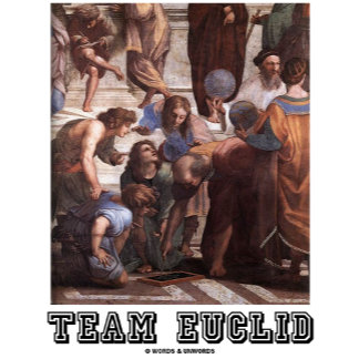 Team Euclid Depiction Of Euclid In Ancient Times