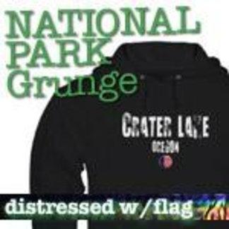 Grunge National Park T-Shirts
