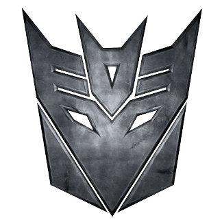 Decepticon Shield Metal
