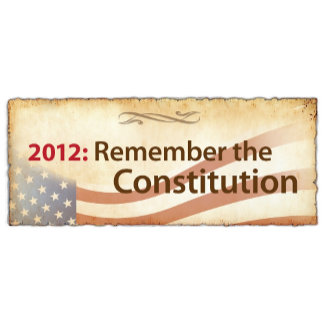 Remember the Constitution