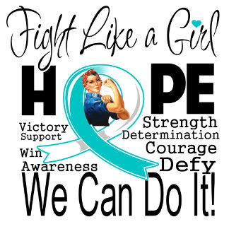 Cervical Cancer Fight We Can Do It
