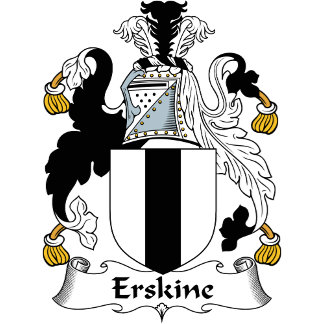 Erskine Coat of Arms