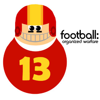 Football Player T-shirts / Gifts