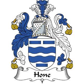 Hone Family Crest