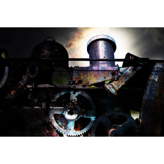 Steampunk and Cyberpunk