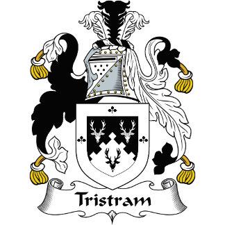 Tristram Family Crest