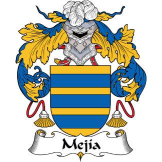 Mejia Family Crest