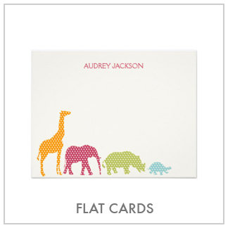 Flat Cards