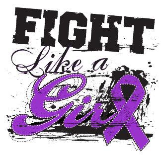 Fight Like a Girl Spray Paint - Epilepsy