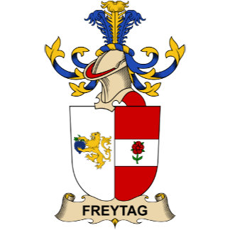 Freytag Coat of Arms