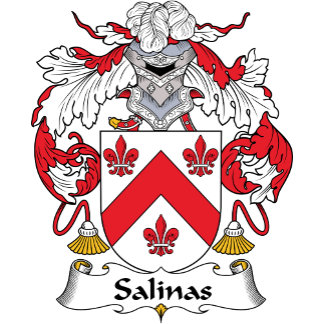 Salinas Family Crest
