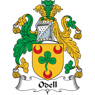 Odell Coat of Arms