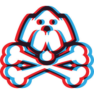 3D Doggie Bones