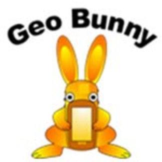 Geo Bunny Text