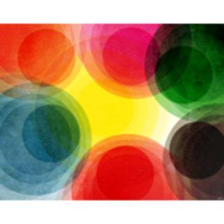 Colorful Retro Circles