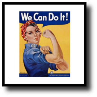 We Can Do It! - WW2