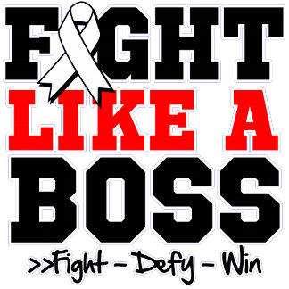 Lung Cancer Fight Like a Boss