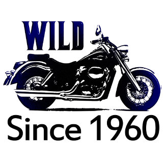 50th Birthday Gifts, Wild Since 1960!